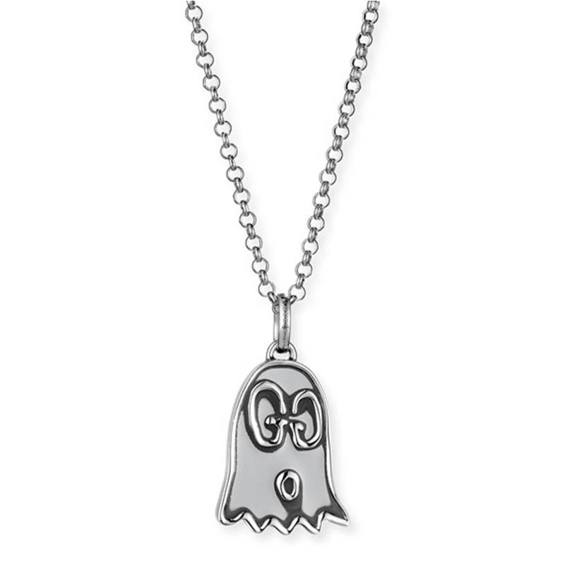 Win a Sterling Silver Gucci Ghost Pendant Necklace