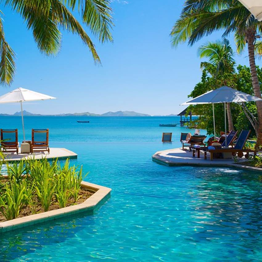 Win A 5 Night Holiday For 2 To Fiji