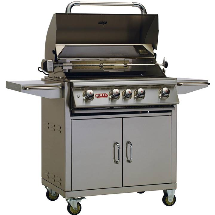 Win a Propane-Powered Grill