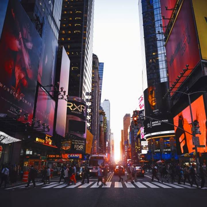 Win a Trip for 2 to NYC $3,750