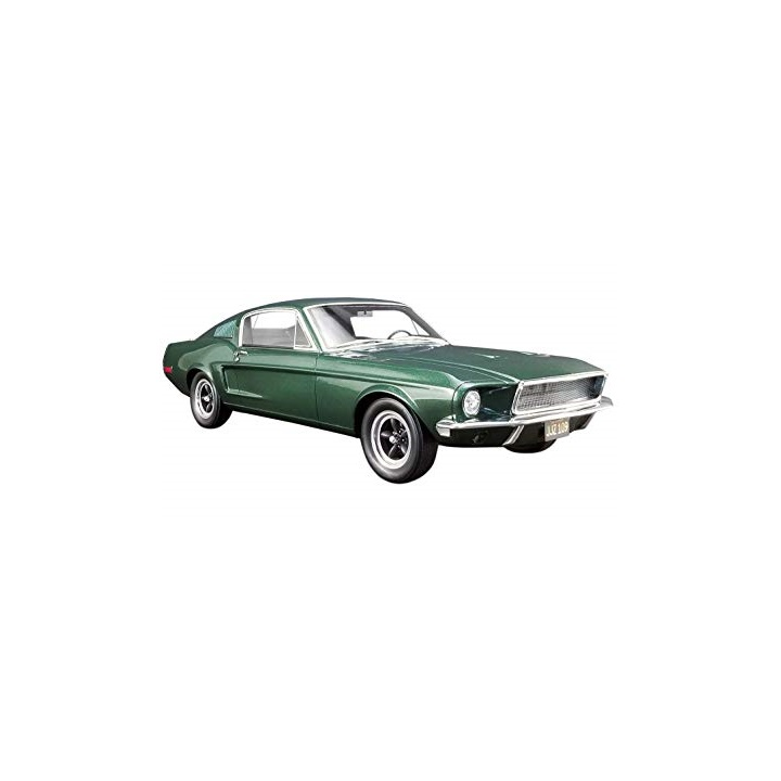 Win a Restored 1968 Ford Mustang Bullitt