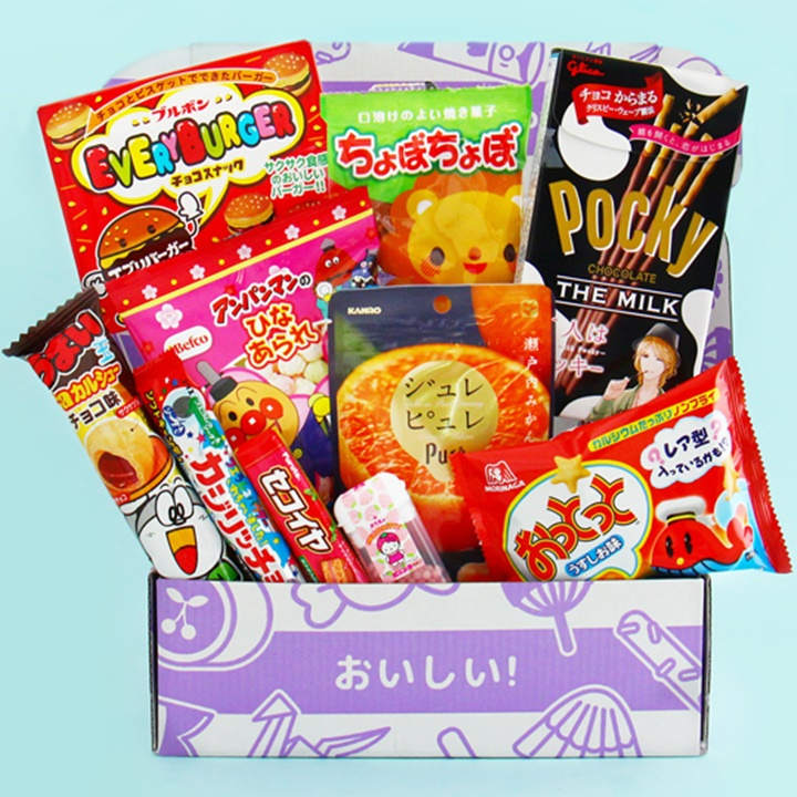 Win a Japanese Snacks