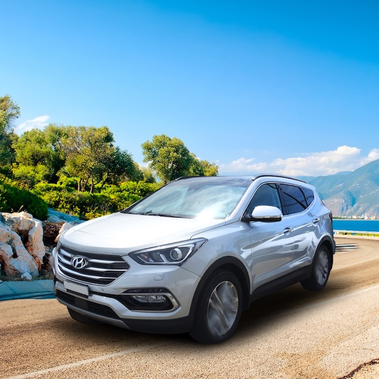 Drive away in a brand new Hyundai!