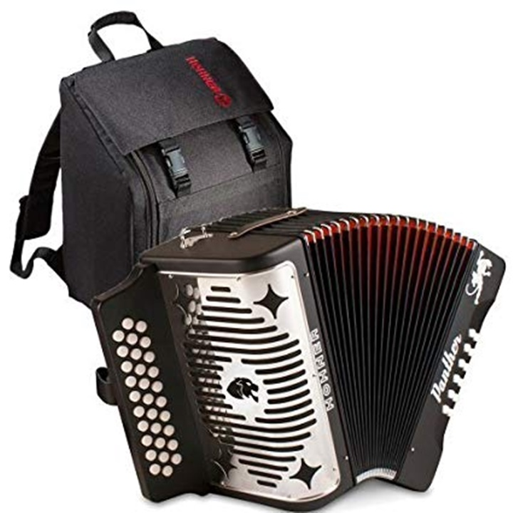 Win a Hohner's Panther Diatonic Accordions