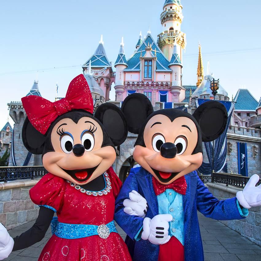 Win a Family Trip to Disneyland