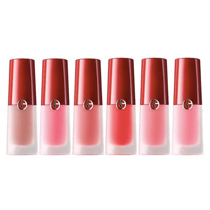 Win a Set of Four Giorgio Armani Beauty Lip Magnet Freeze Lip Collection