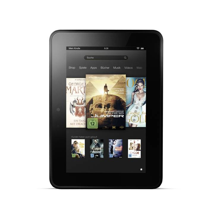 Win a Kindle Fire and 20 ebooks
