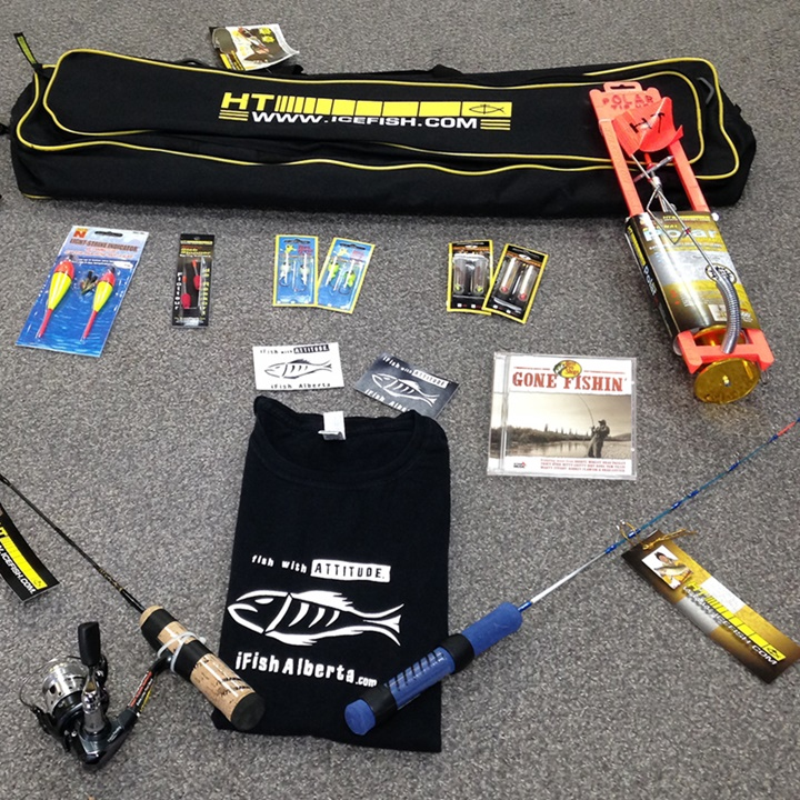 Win a Fishing Prize Pack
