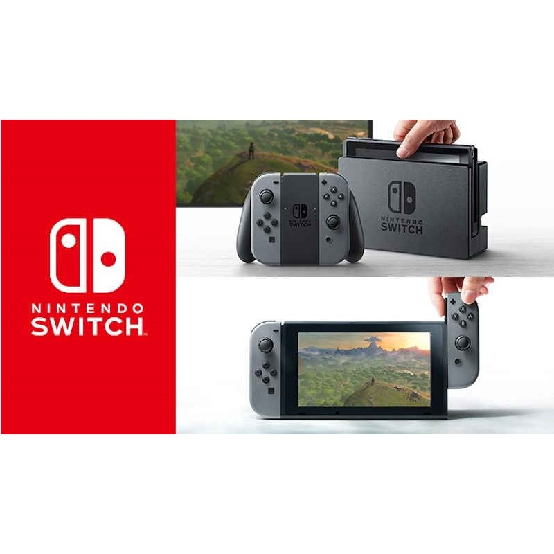 Win a Nintendo Switch + Mario Kart 8