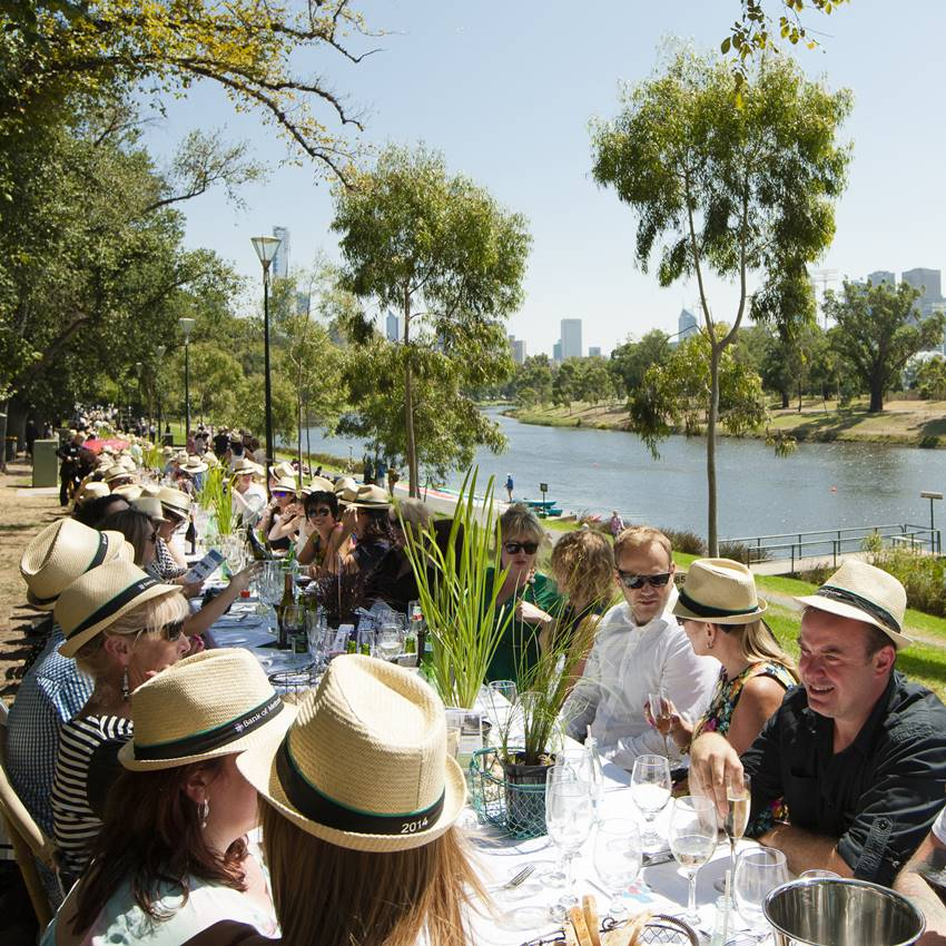 Win A Trip For Two To Melbourne