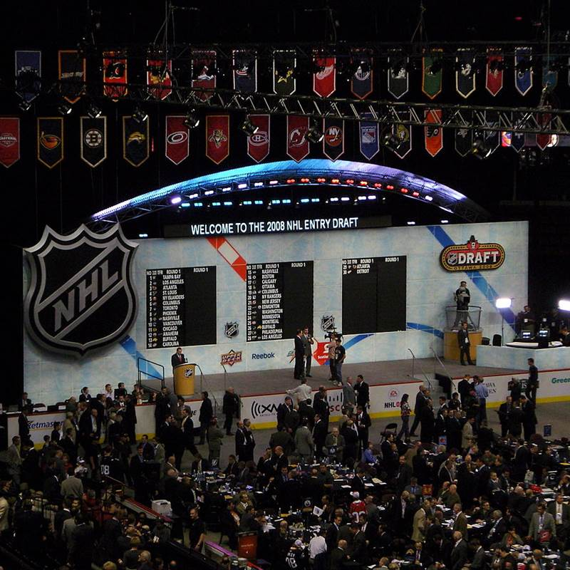 Win a Trip to attend 2017 NHL Expansion Draft/2017 NHL Awards