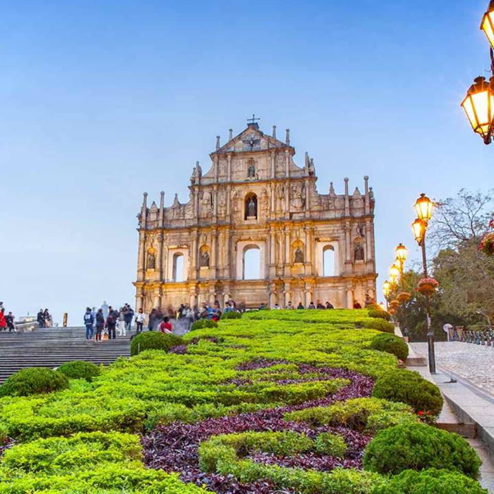 Win a trip to Macau