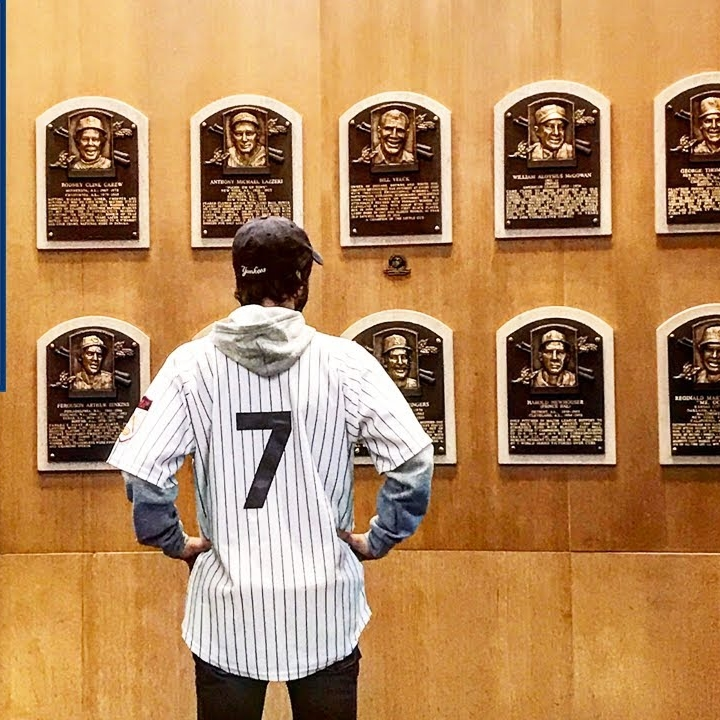 Win a Trip for 2 to the National Baseball Hall of Fame and Museum