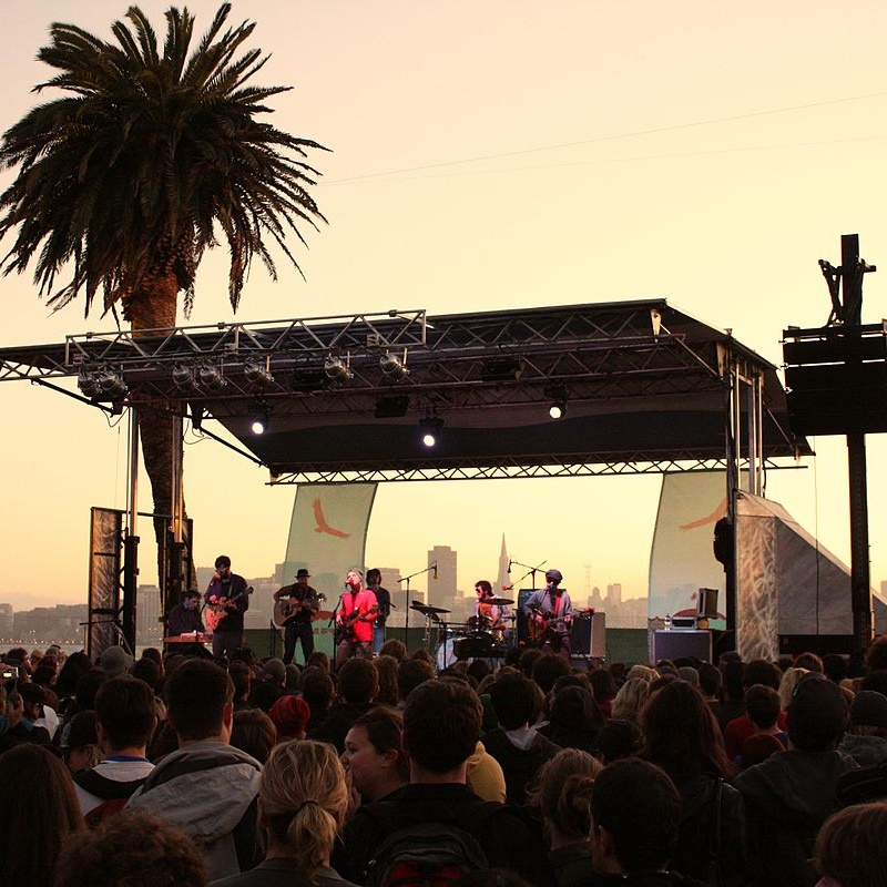 Win a Trip to Treasure Island Music Festival