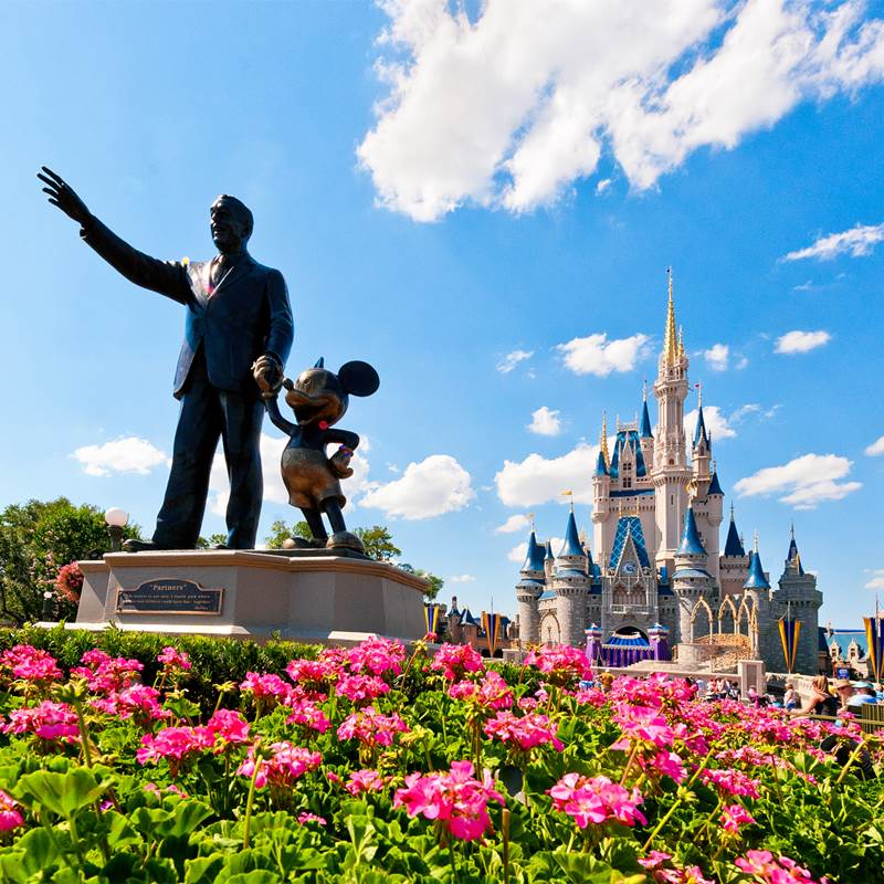 Win a Walt Disney World® Vacation