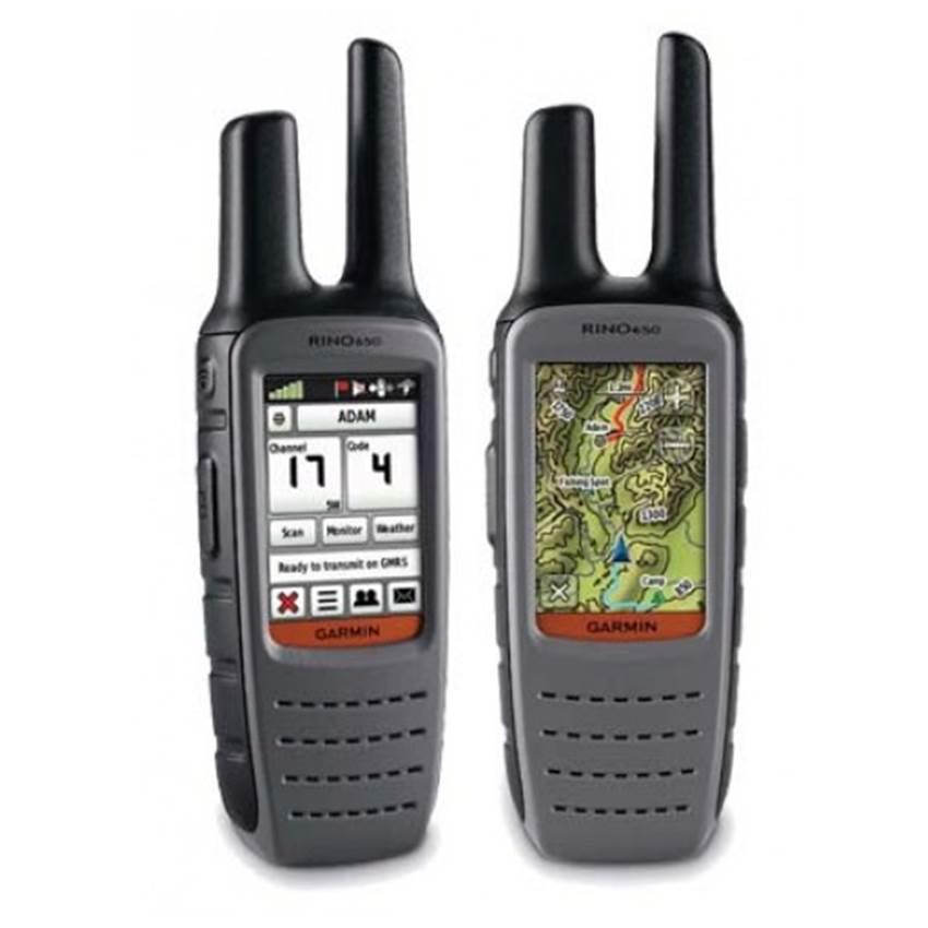 Win A Garmin Rino 650 GPS And Handheld Radio