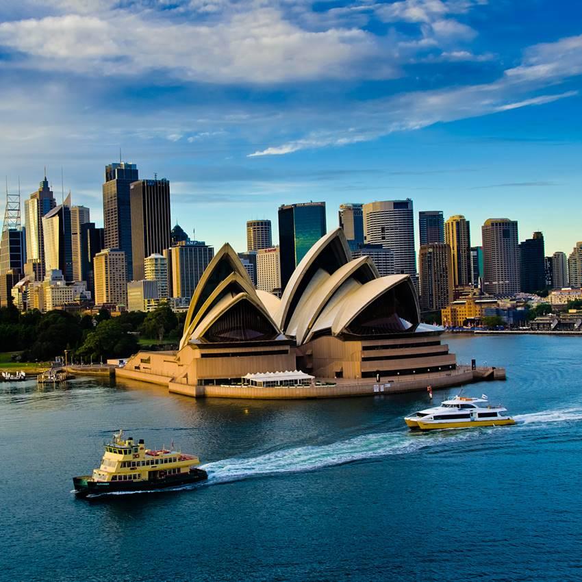 Win A Luxury Trip To Sydney