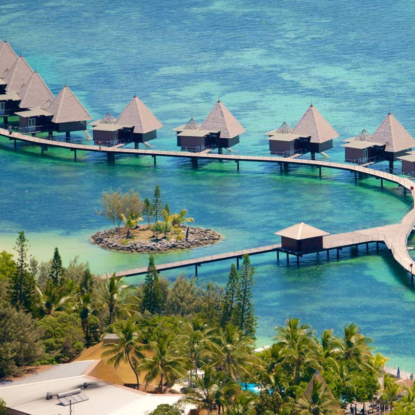 Win A Gourmet Trip To New Caledonia For 2