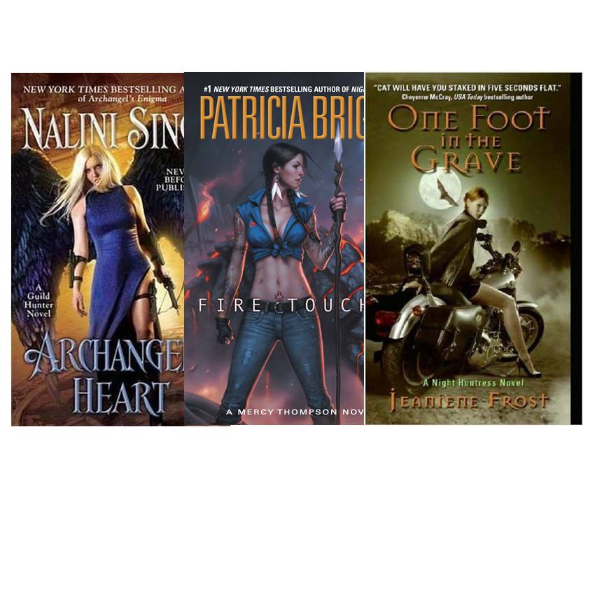 Win a KindleFire and 3 UrbanFantasy & Fantasy Novels