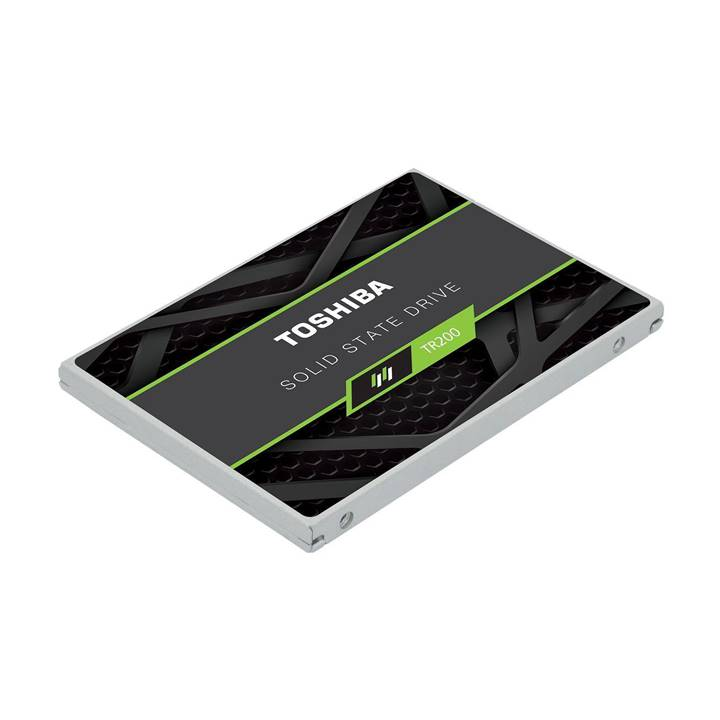 Win a TR200 Solid State Drive