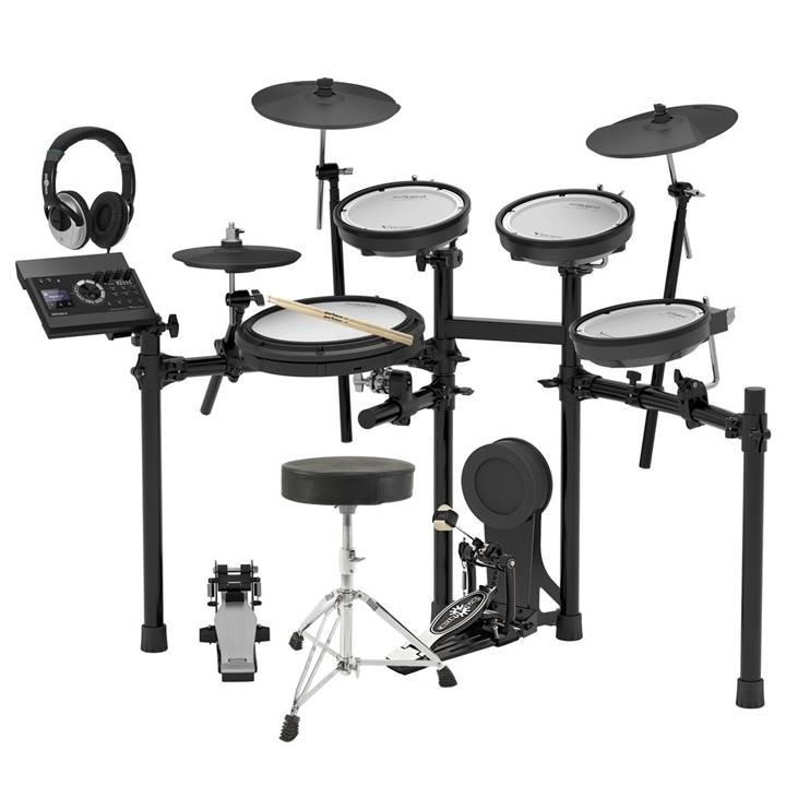 Win a TD-17KV V-Drum Kit