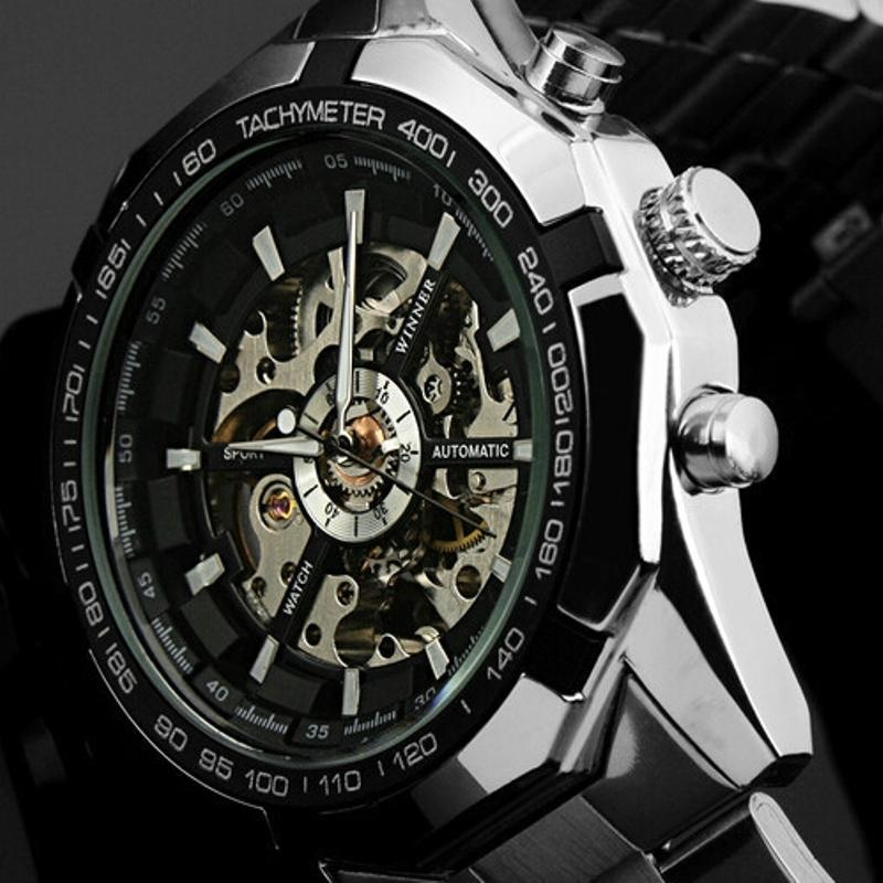 Win a Sport Skeleton Watch