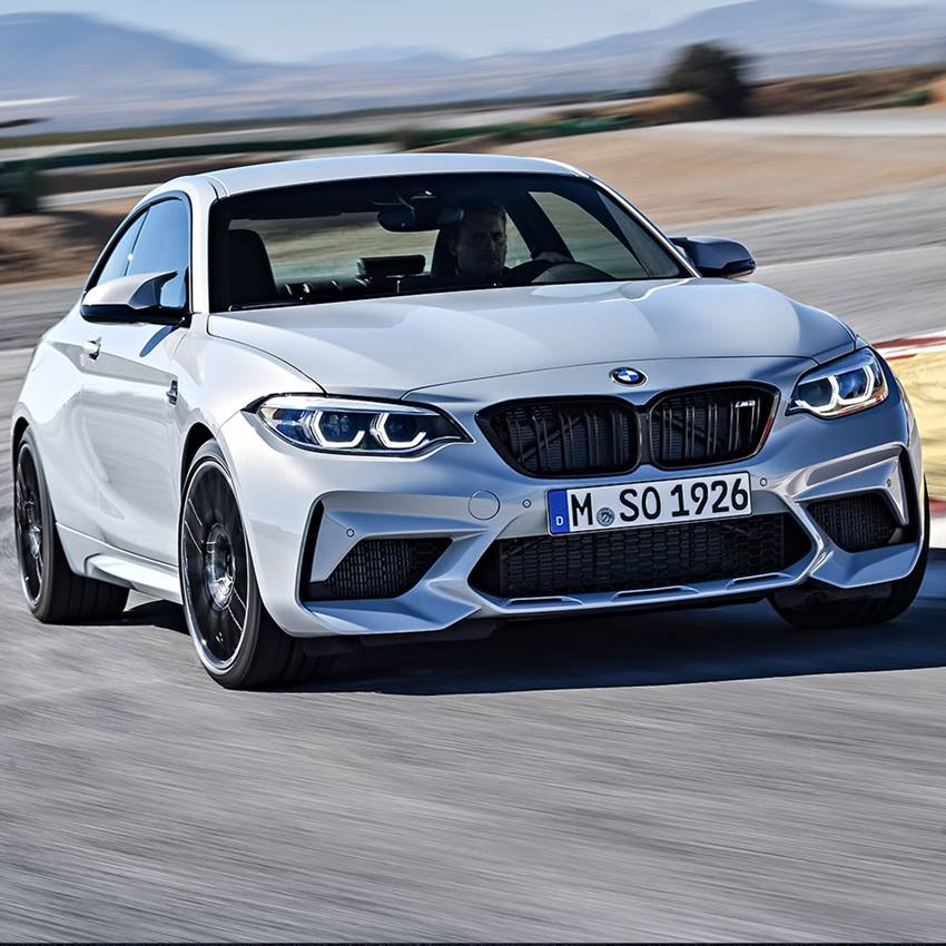Win The Ultimate BMW M2 Competition Driving Experience