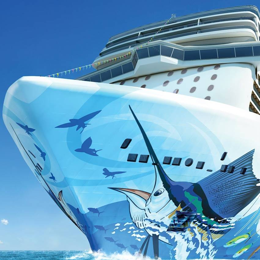 Win 1 of 5 Free Cruises