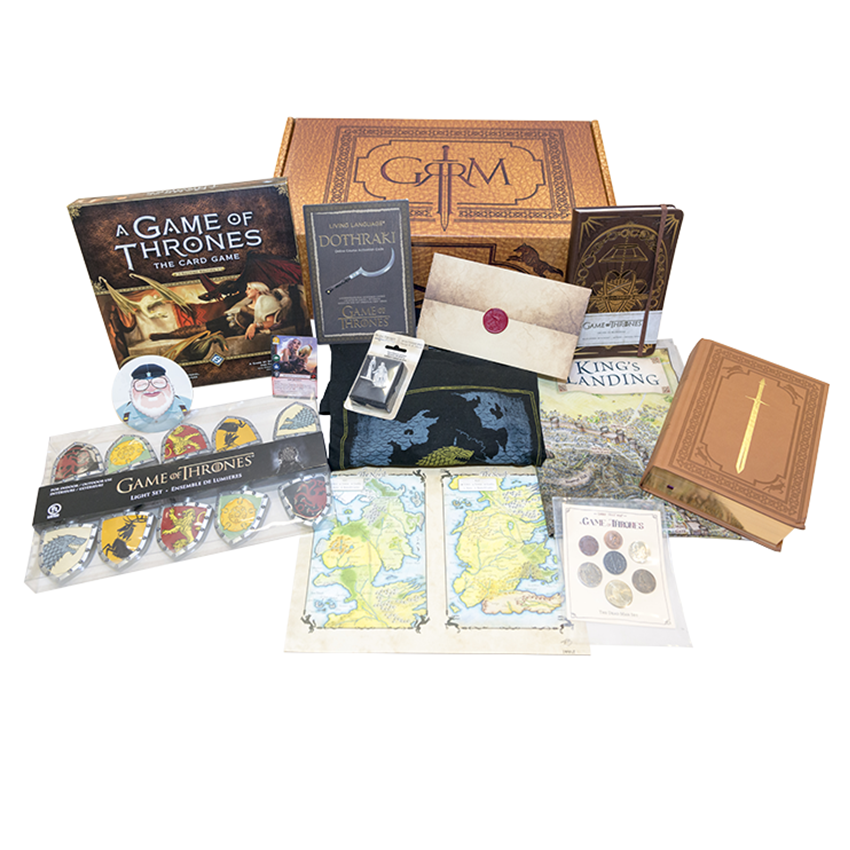 Win Game of Thrones Giveaway