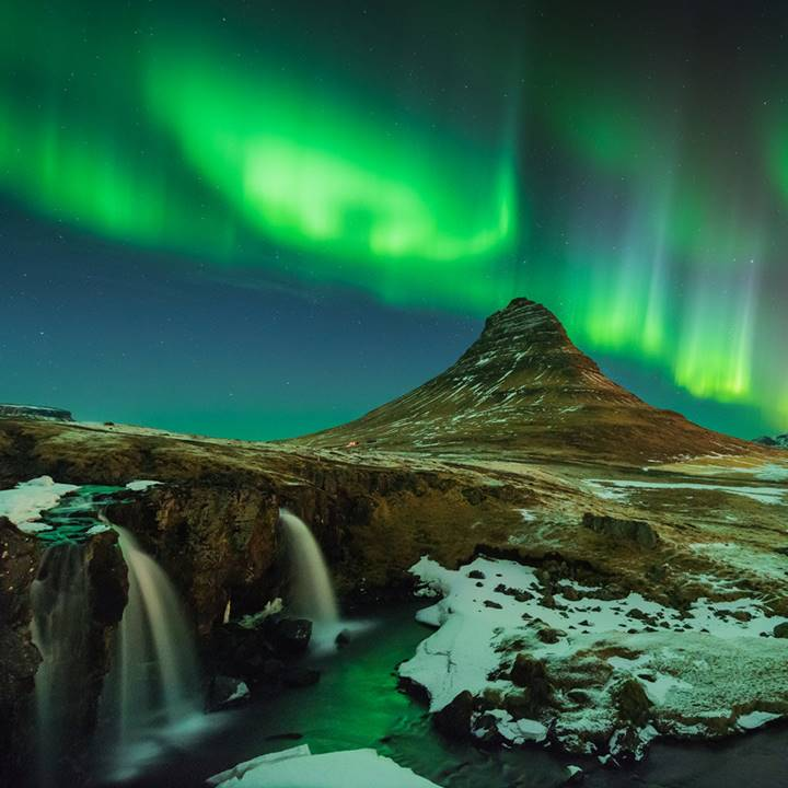 Win a Trip for Two People to Iceland