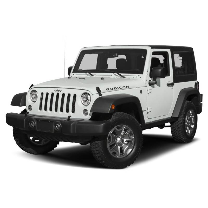 Win a 2017 Jeep Wrangler Rubicon