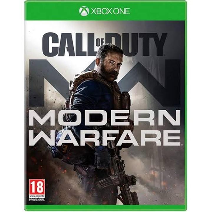 Win a Modern Warfare Xbox/PC Choice
