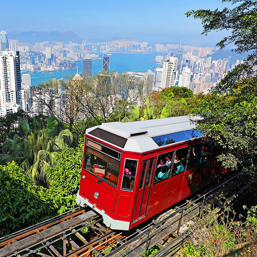 Win A Dream Vacation To Hong Kong