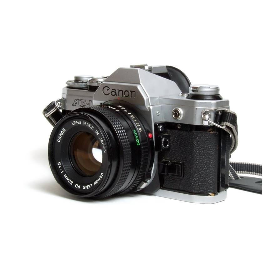Win a Canon AE-1