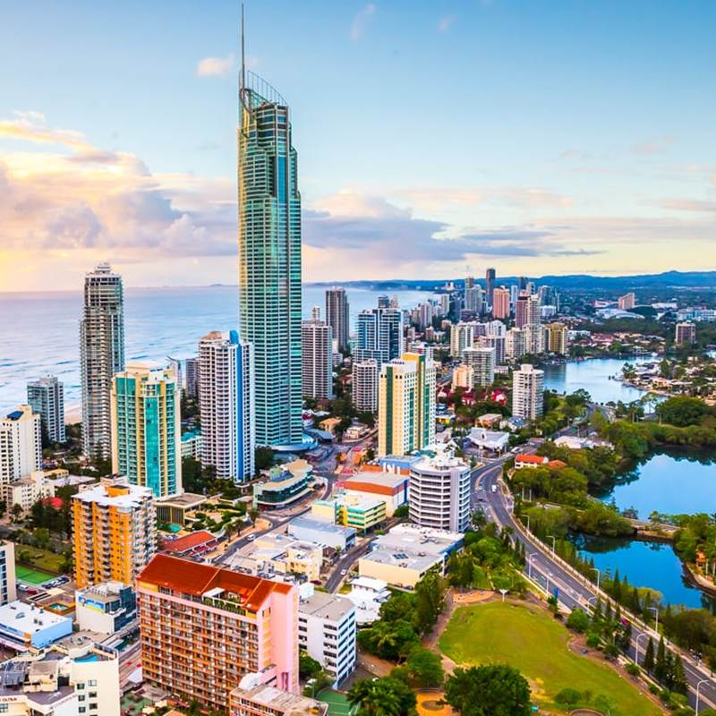 Win a Stay With QT Gold Coast