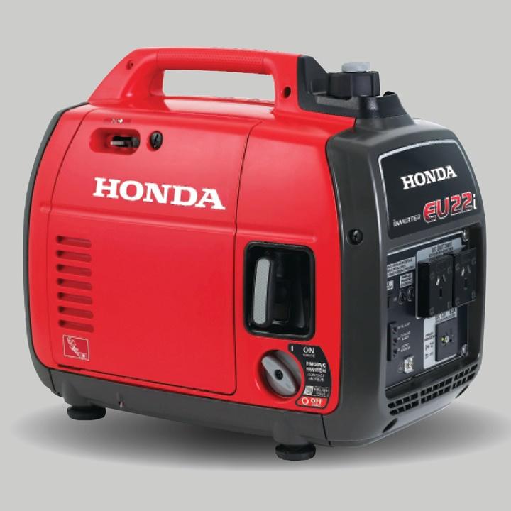 Win a 1 of 2 Honda EU22i Generators