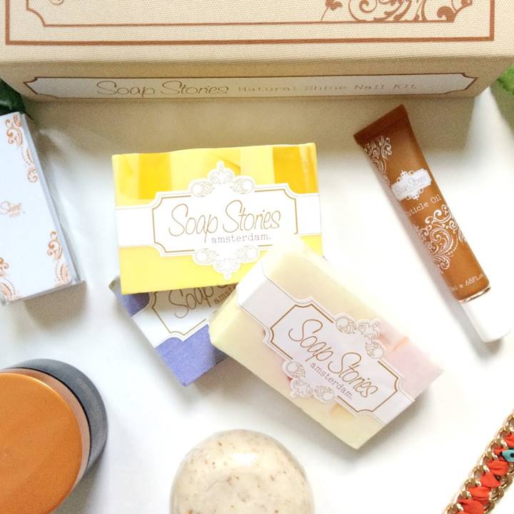 Win a Soap Stories Prize Package ($235)