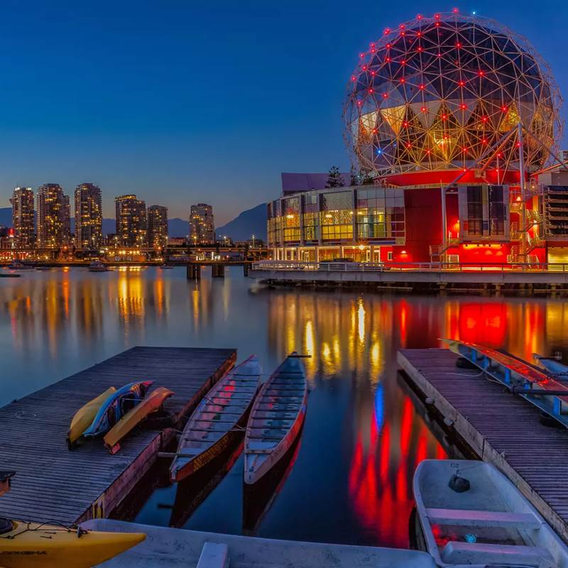 Win a Trip to Vancouver