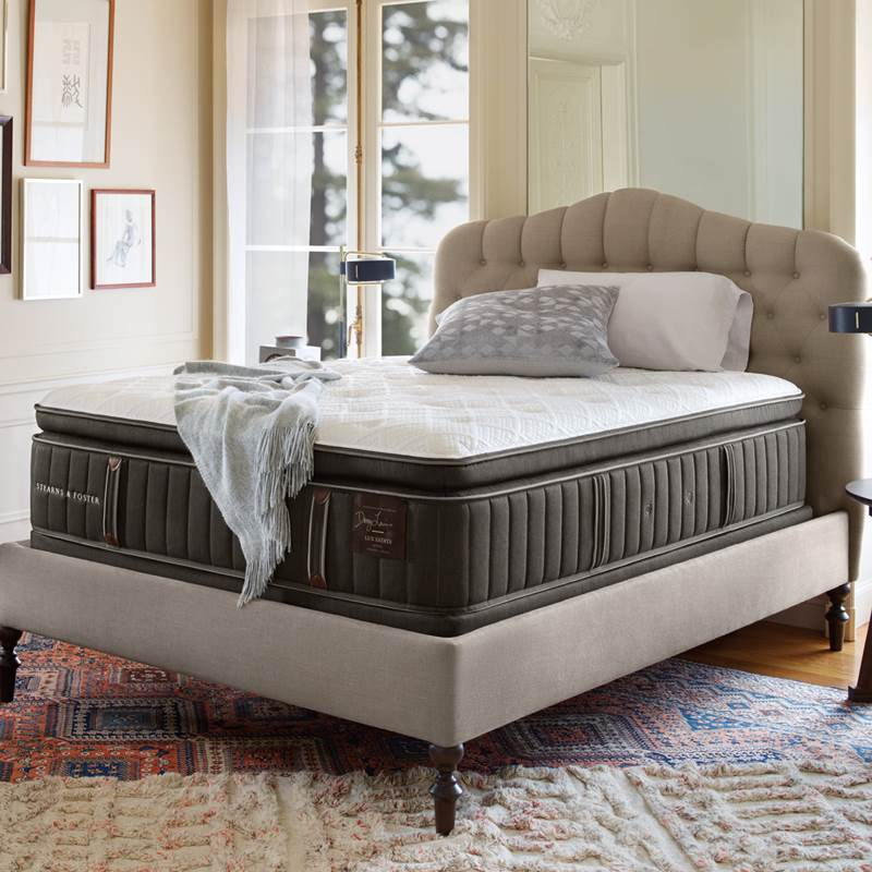 Win a Stearns & Foster Special Edition Reserve Queen Size Mattress