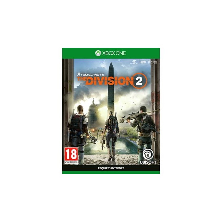 Win a Xbox One Digital Copy of Tom Clancy's Division 2