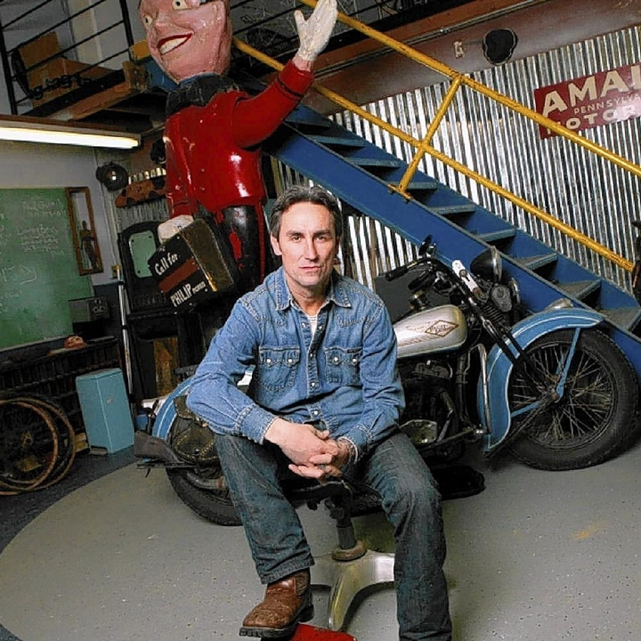 Win a Trip for 2 to Nashville to meet Mike Wolfe at Antique Archaeology
