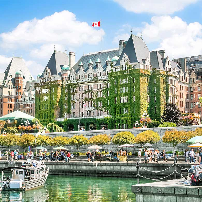 SHESAID's Vancouver Getaway for 5 Promotion!