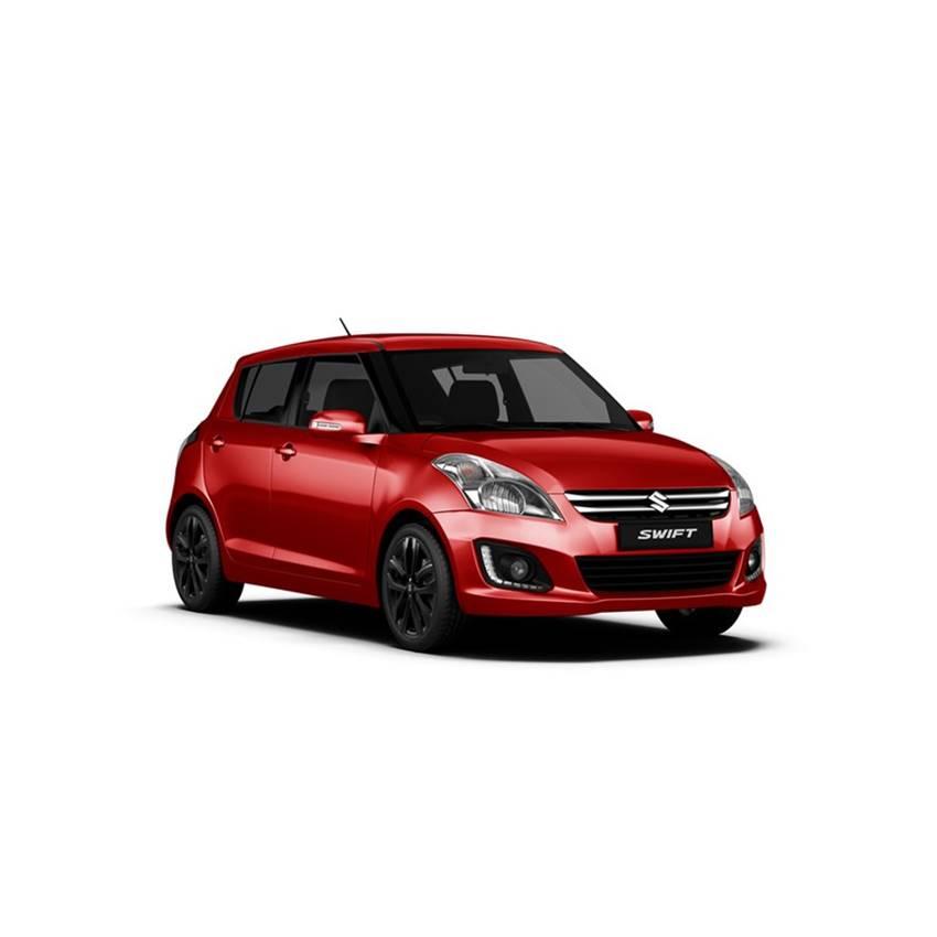 Win A Suzuki Swift GLX Vehicle