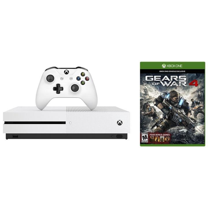 Win a Xbox One S 1TB - Gears of War Bundle