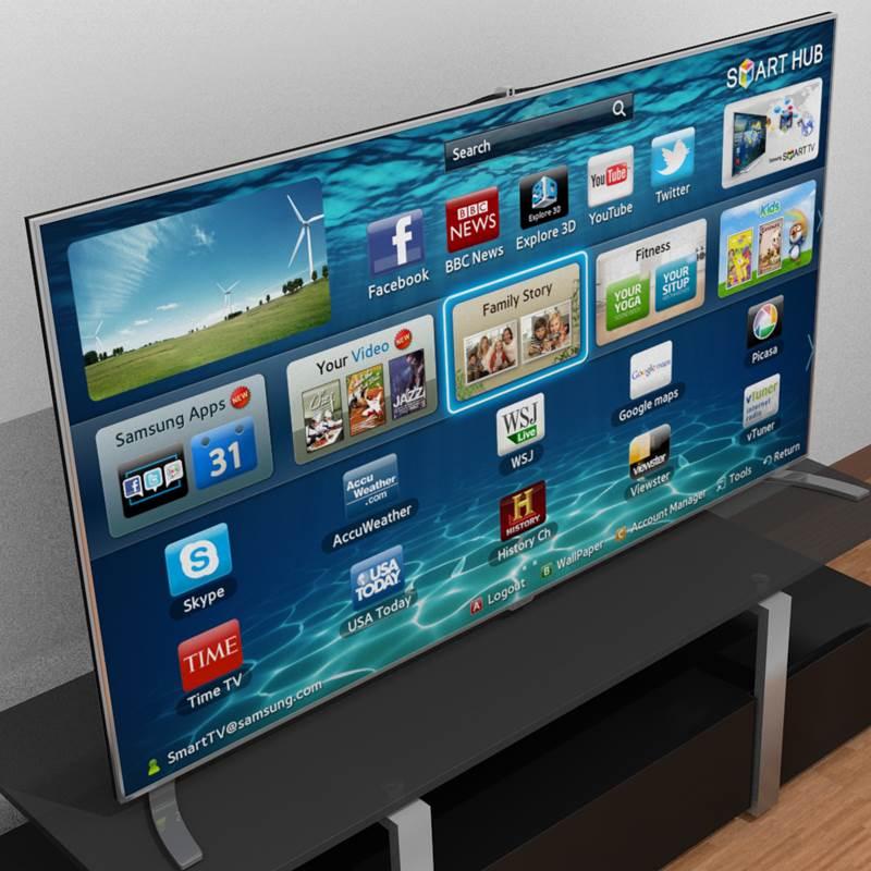 Win a 65? Smart TV