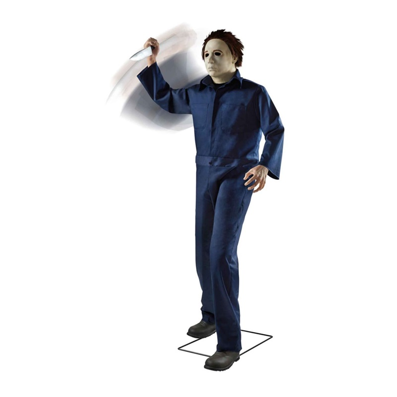 Win a Michael Myers Animatronic