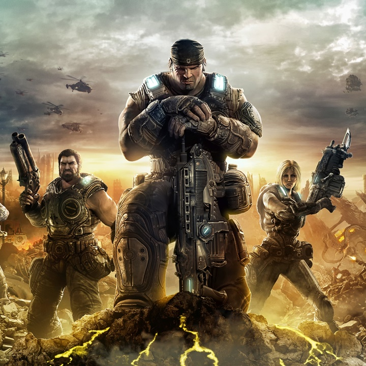 Win a Every Gears of War Game
