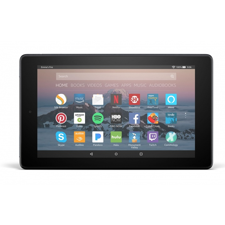 Win a Amazon Fire Tablet HD 10