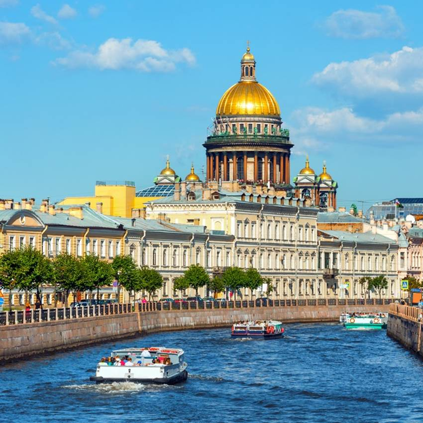 Win A 9 Day Cruise For Two In Russia And Scandinavia