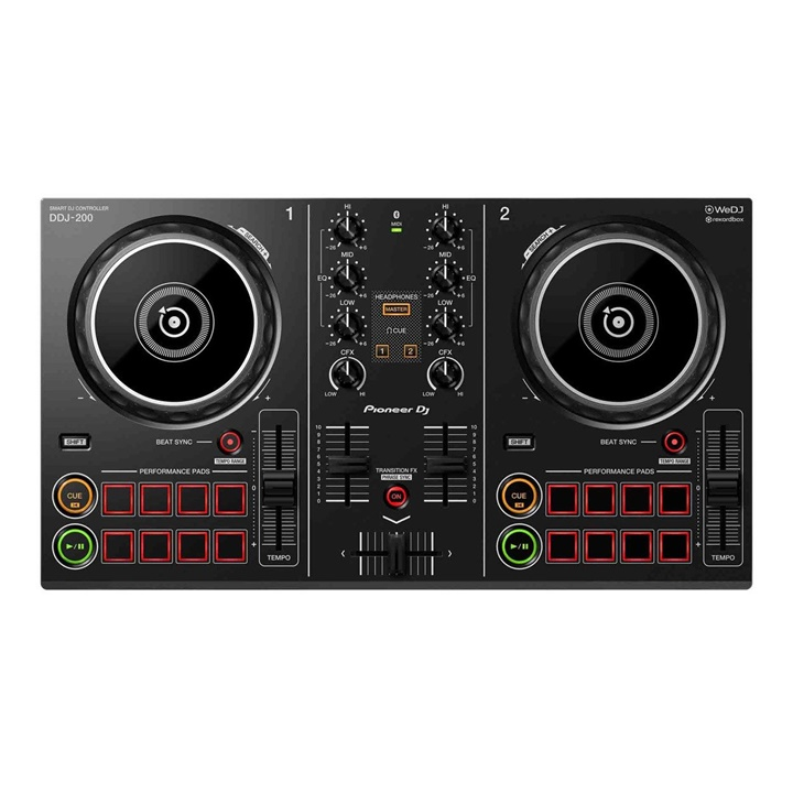 Win a Pioneer DDJ-200 Controller And 6 Months Subscription of Beatport Link